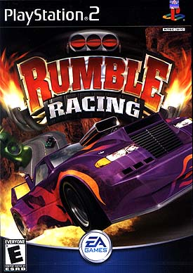 Blog dodol Pelajar tolol: Game Cheat: Rumble Racing (Nascar Rumble PS2)