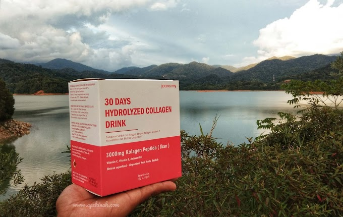 Minuman Kolagen Malaysia - Jeanc Lain Dari Biasa