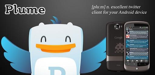 تحميل تطبيق Plume for Twitter Premium النسخة المدفوعة