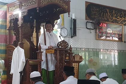 Salat Jumat di Masjid Al-Falah Keritang, Bupati Inhil Diminta Jadi Khatib