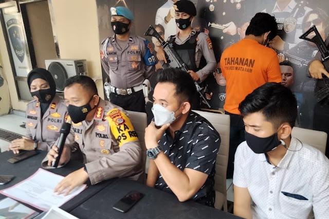 Makelar tanah asal Mataram tilep uang klien Rp 160 juta