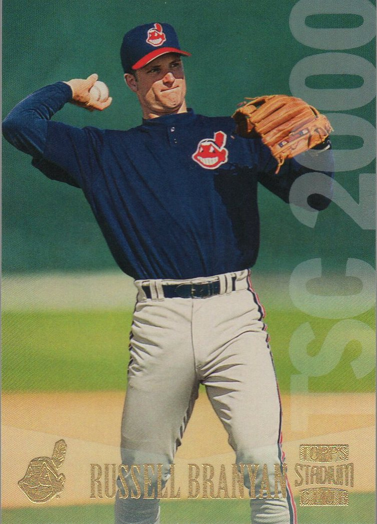 My Mountaineer Card >> I Feel Like A Collector Again: DBBD: 1997 Stadium Club ...
