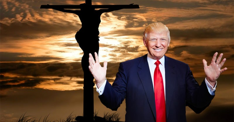 Millions of Americans Believe God Made Trump President