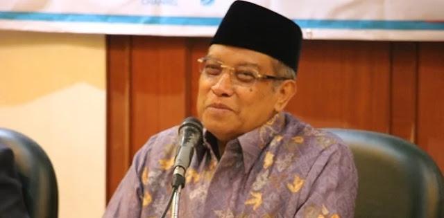 Muzani: Tidak Ada Lobi Soal Ketua MPR Dengan Kiai Said Aqil