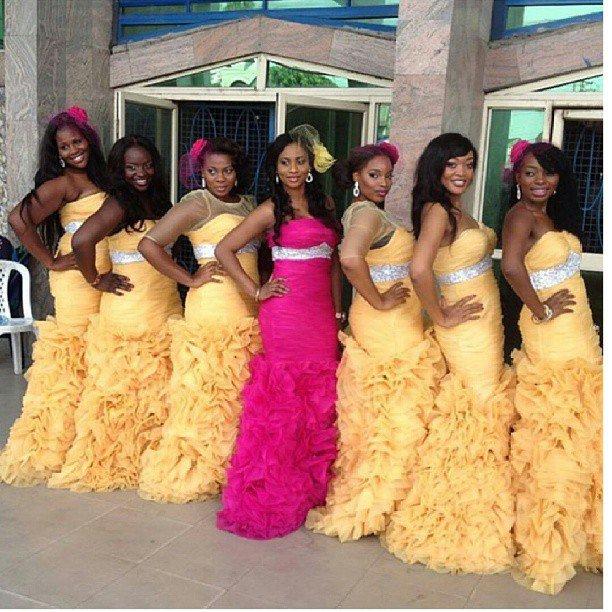 Bridal Train Dresses