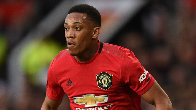 Martial will play a little bit less - Ole Gunnar Solskjaer