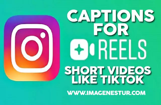 Instagram Reels Captions for girls who want to share some entertaining short videos on Insta reel.