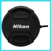 Nikon D5200 Lens cap