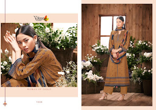 Volono Trendz Panchu vol 3 Pashmina Winter suits