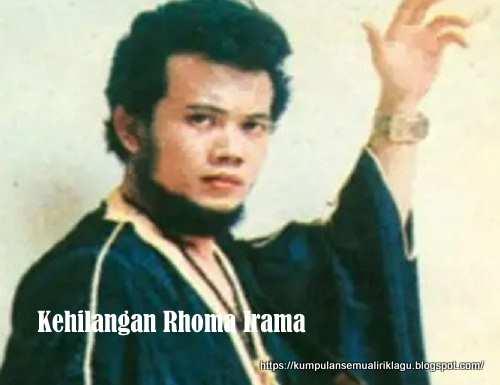 Kehilangan Rhoma Irama
