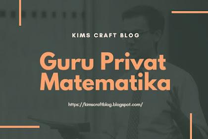 Guru Privat Matematika Bandung