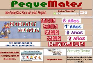 PEQUEMATES ACTIVIDADES PARA TODOS LOS CURSOS ONLINE