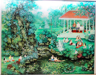 Thai Art Painting