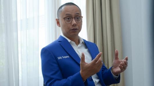 Pengurus PAN Temui Jokowi, Bahas Koalisi?