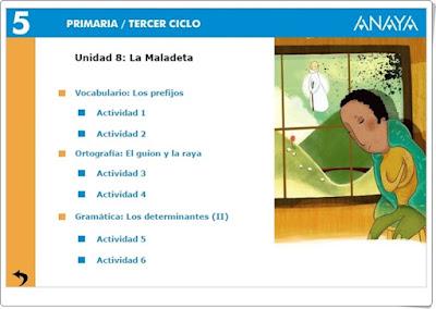 http://www.ceipjuanherreraalcausa.es/Recursosdidacticos/QUINTO/datos/01_Lengua/datos/rdi/U08/unidad08.htm