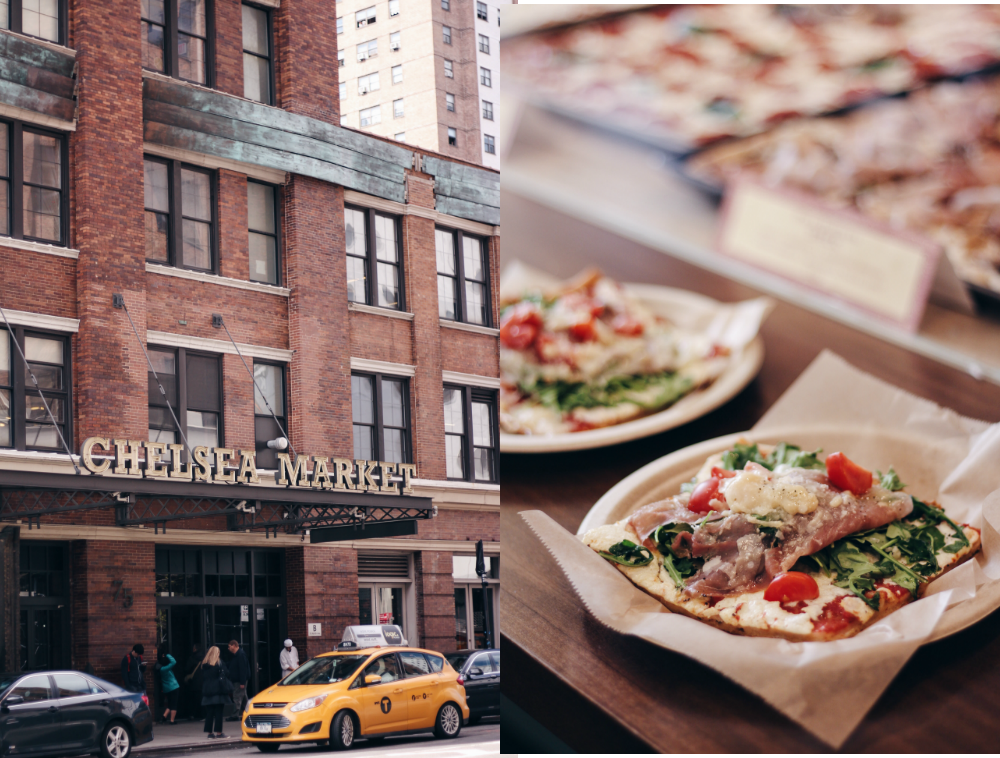food must try in new york city chelsea market