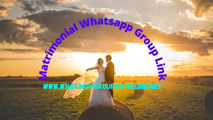 Join 500+ Latest Matrimonial Whatsapp Group Links