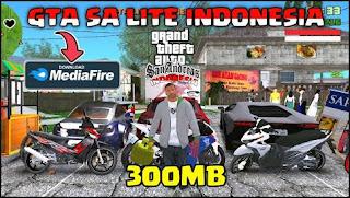 Download GTA SA LITE Indonesia Android Terbaru