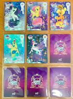 Kayou My Little Pony Trading Cards Seapony Cards