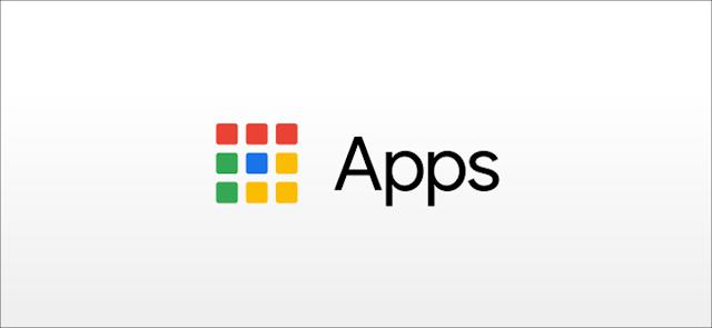 زر تطبيقات جوجل كروم