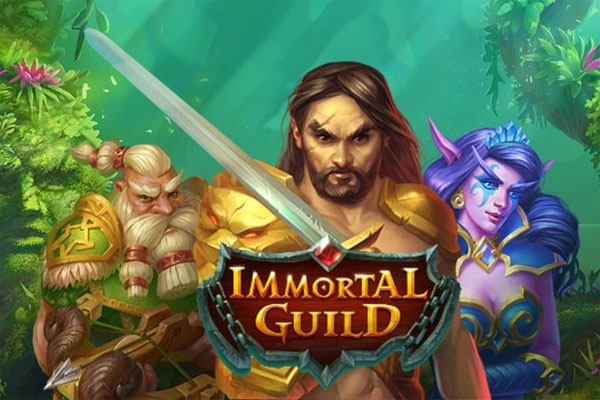 Main Gratis Slot Demo Immortal Guild Push Gaming