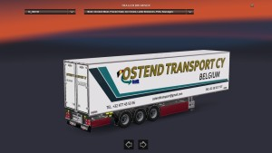 Ostend Transport Combo Pack
