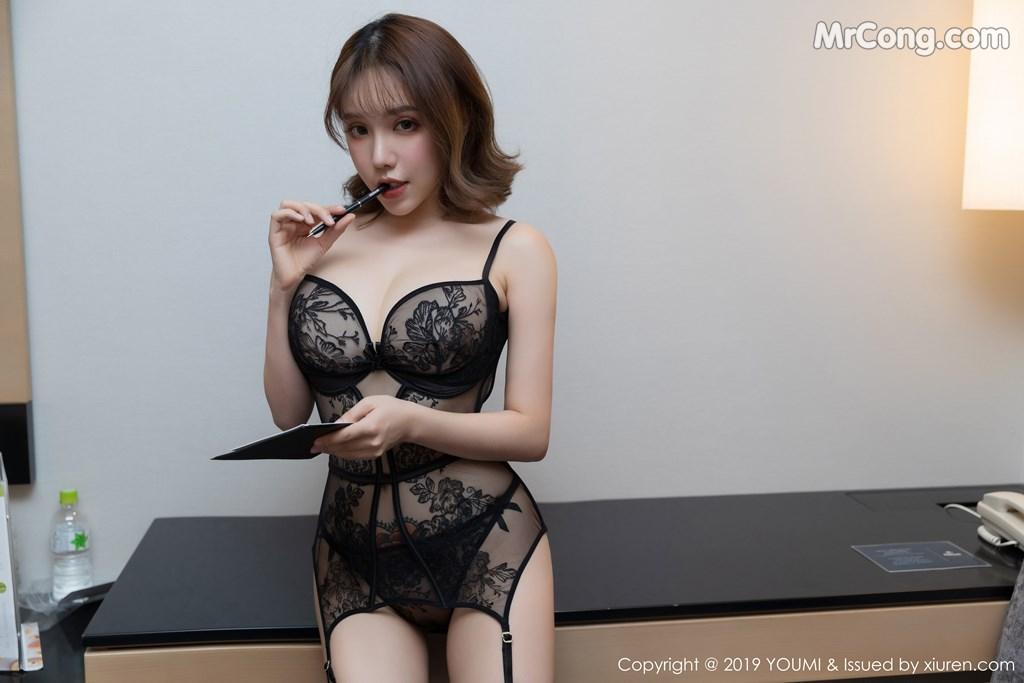 Image YouMi-Vol.288-Huang-Le-Ran-MrCong.com-002 in post YouMi Vol.288: Huang Le Ran (黄楽然) (46 ảnh)