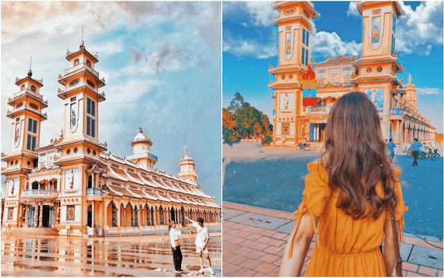"""Tuy mùa hè đã qua, bạn không còn có nhiều thời gian để đi du lịch xa, thì sao không là một chuyến đi trong ngày ghé đến Tây Ninh. Những địa điểm check-in dưới đây hứa hẹn sẽ giúp bạn có nhiều ảnh """"sống ảo"""" chất lừ."""