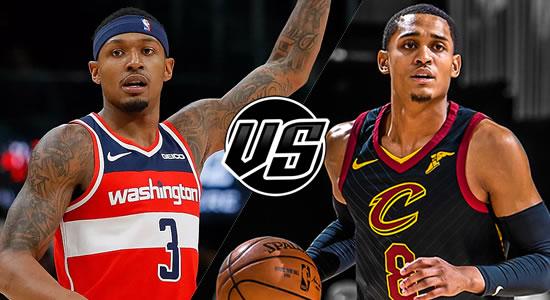 Live Streaming List: Washington Wizards vs Cleveland Cavaliers 2018-2019 NBA Season