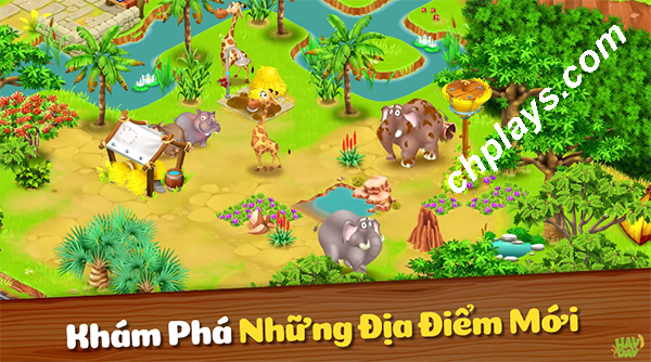 Tải game Hay Day - Game nông trại hay cho Android, IOS, PC, LapTop e