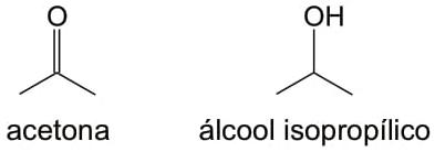 Acetona / Álcool isopropílico