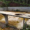 Proyek Embung Rp 270 Juta Dari Pusat Mangkrak, Kades Janji Akan Perbaiki