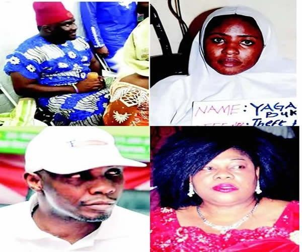 See 10 most wanted people hiding from Nigeria's security agencies