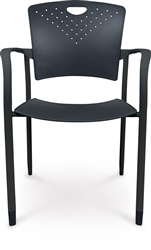 Oui Stack Chair by MooreCo