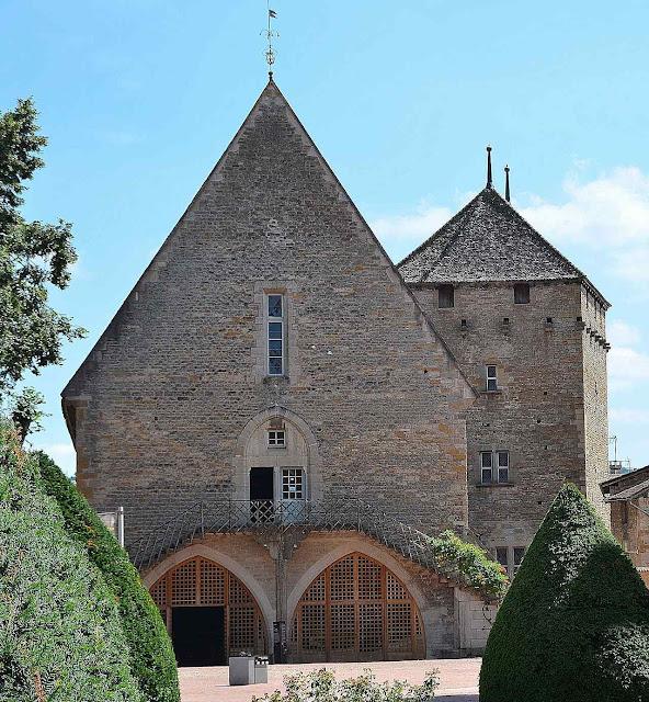 Celeiro da abadia