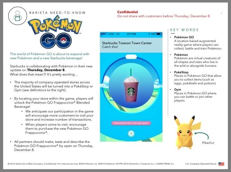 Aparecen más evidencias de que el 8 de diciembre llega la segunda generación a Pokémon GO