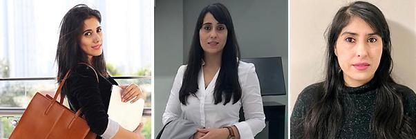 Sipika Shaka and Seema-Three Enterpreneur Sisters.