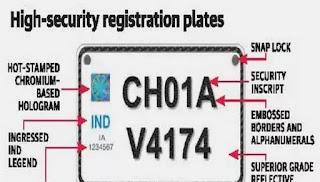 Number Plates - New Rules-హై సెక్యూరిటీ నెంబర్ ప్లేట్లకు అదనపు ఫీజు వద్దు..