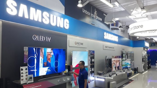 Lowongan Kerja PT. Samsung Electronics Indonesia (SEIN) Jobs: Area Sales Manager, Key Account Manager