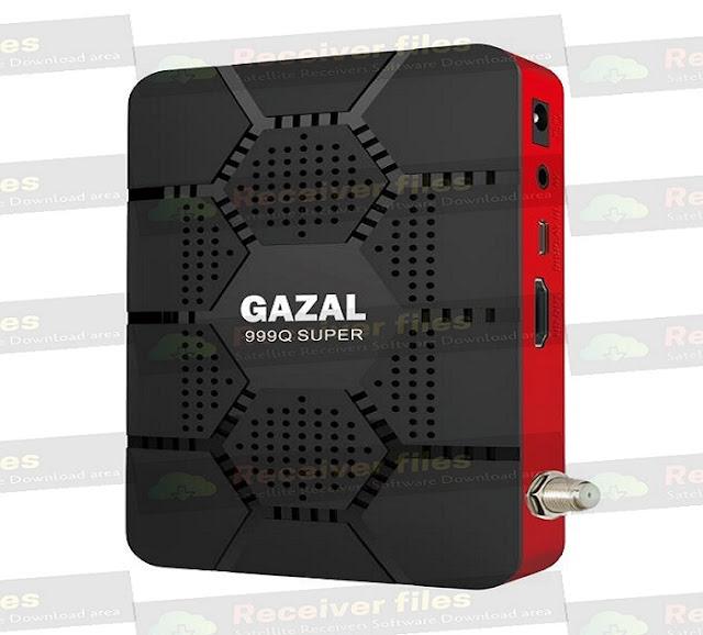 GAZAL Q999 SUPER 2507L SCB4 V13.03.17 NEW SOFTWARE 18-03-2021