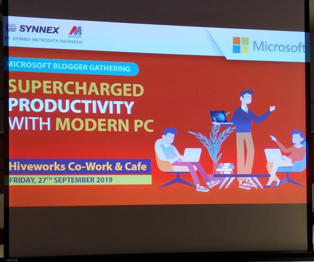 Saatnya Beralih Ke Modern PC