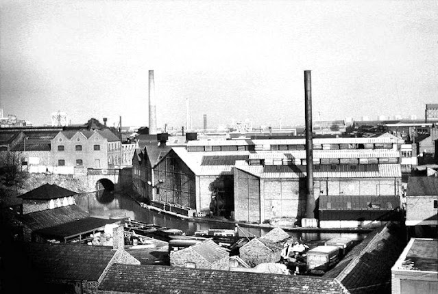 Historic photo of the Tubeworks, Birmingham