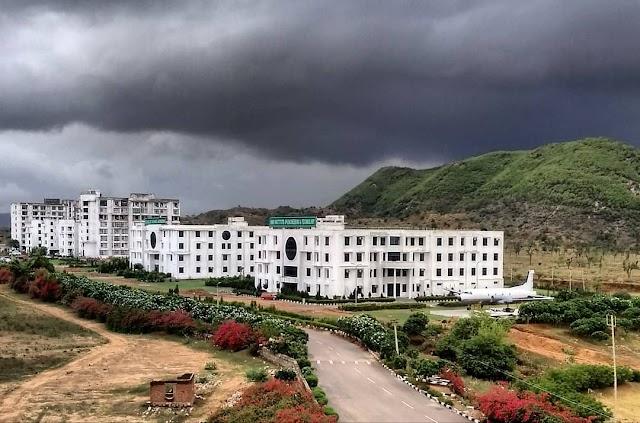 Nims University Jaipur - Campus Photo