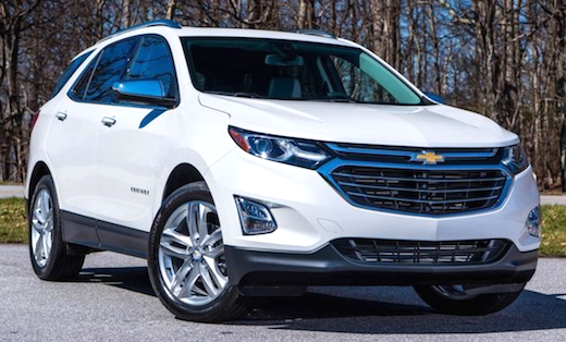 2019 Chevy Equinox Rumors