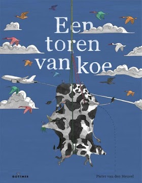 Over een toren van koe, een octopus op het dak en een dag dat de rollen worden omgedraaid