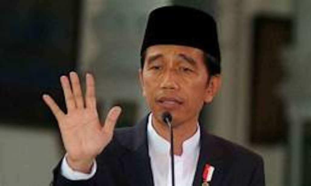 Presiden Jokowi Menolak Pemulangan WNI Eks ISIS ke Indonesia