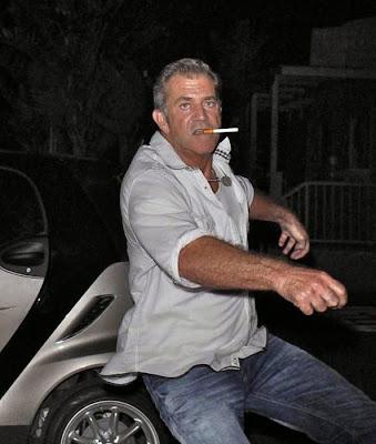 Mel Gibson, curiosidades del cine