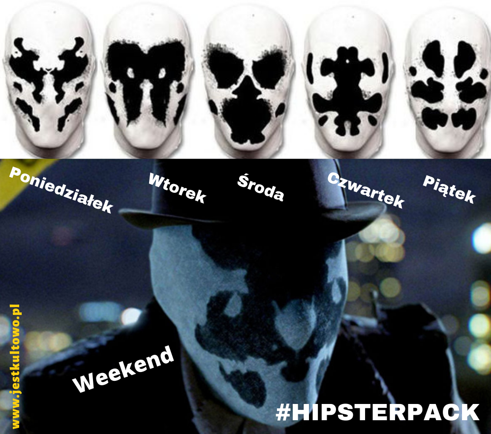 rorschach hipsterpack plamy watchen
