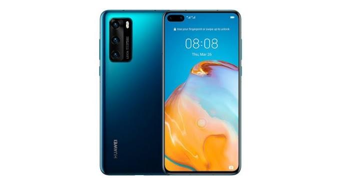 ডুয়েল সেলফি ক্যামেরার সাথে লঞ্চ হল Huawei P40 4G
