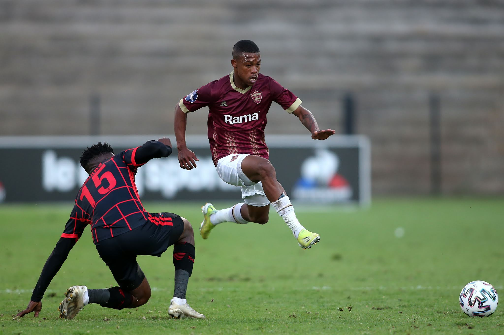 Stellenbosch FC forward Ashley du Preez